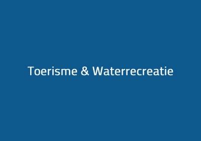 toerisme en waterrecreatie