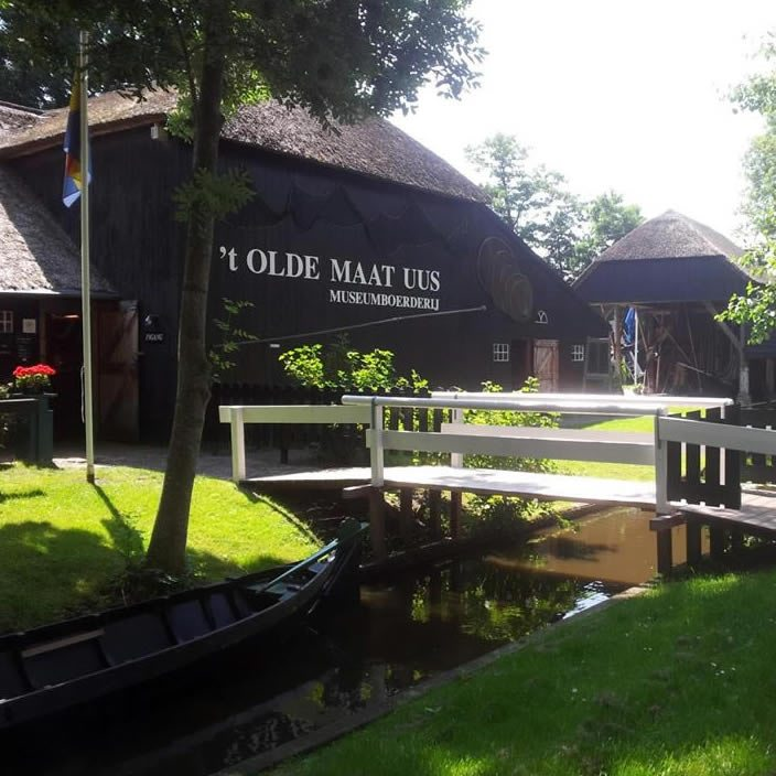 Nationale Museumweek in Giethoorn  leuk voor jong en oud