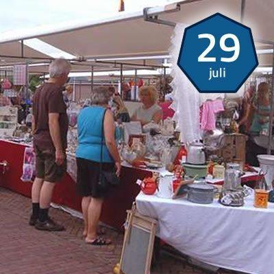 Zomermarkt Giethoorn
