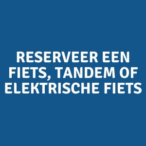 reserveer een boot, sloep of electrische fiets in giethoorn