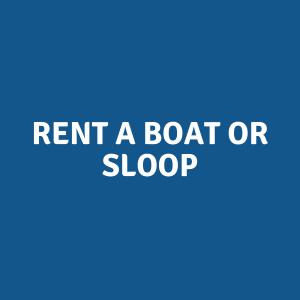 rent a boat or sloop in giethoorn