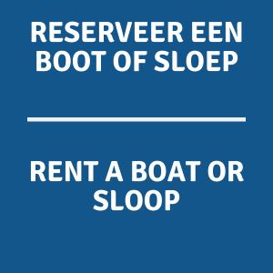 reserveer een boot of sloep in giethoorn